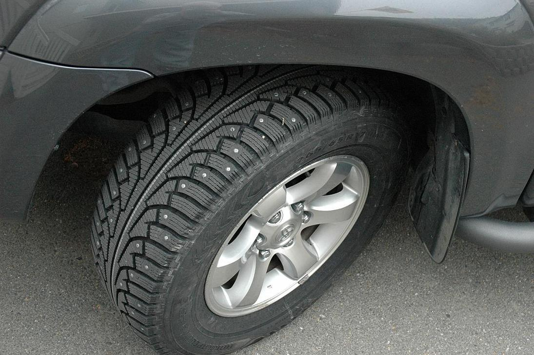 Firestone Winterforce Tires >> No more studded tires, its spring - The Auto Reporter