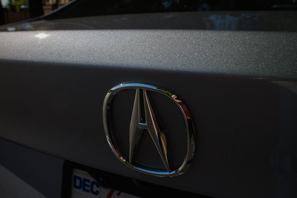 Acura TLX A Sports Car In Sedan Clothing The Auto Reporter - Acura clothing