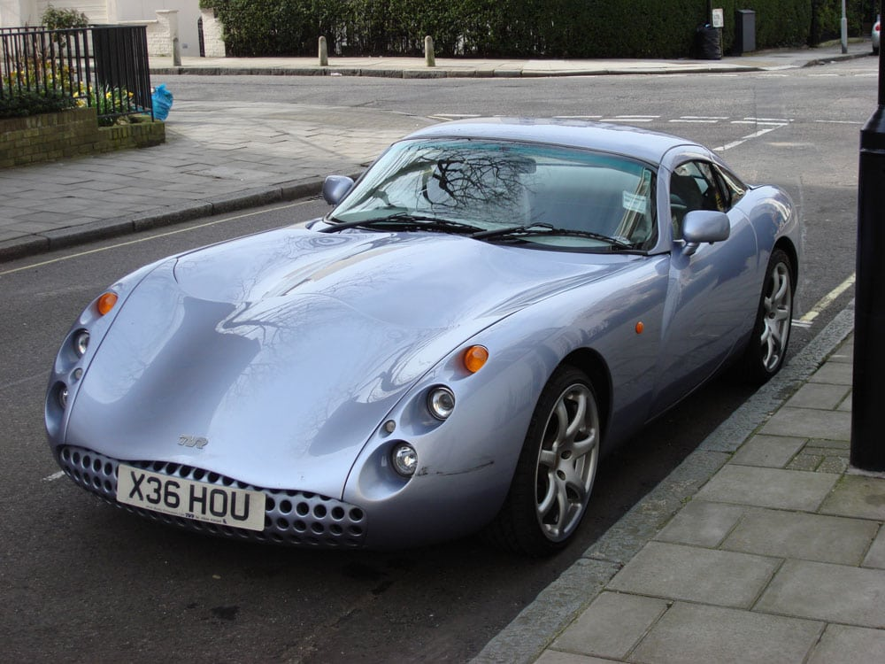 Tvr Is Back And Ready To Rev Into Action With New Car