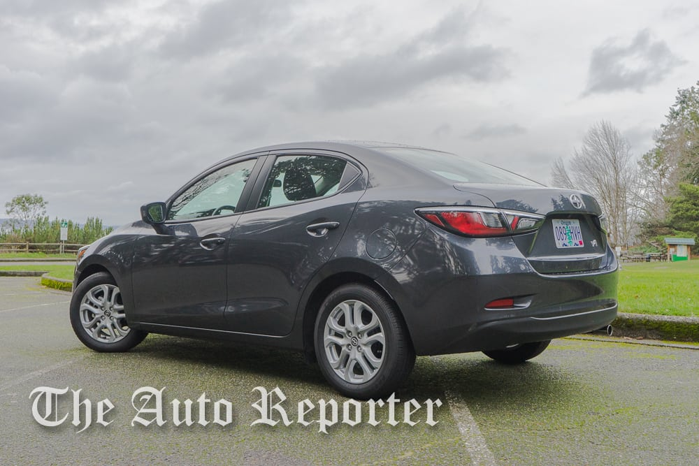 Ford Dealership Portland A 2016 Scion iA for your Seattle tour - The Auto Reporter