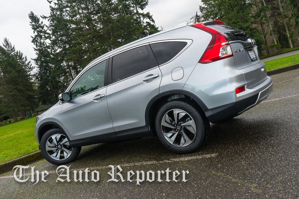 the 2016 honda cr v touring that could and did the auto reporter. Black Bedroom Furniture Sets. Home Design Ideas