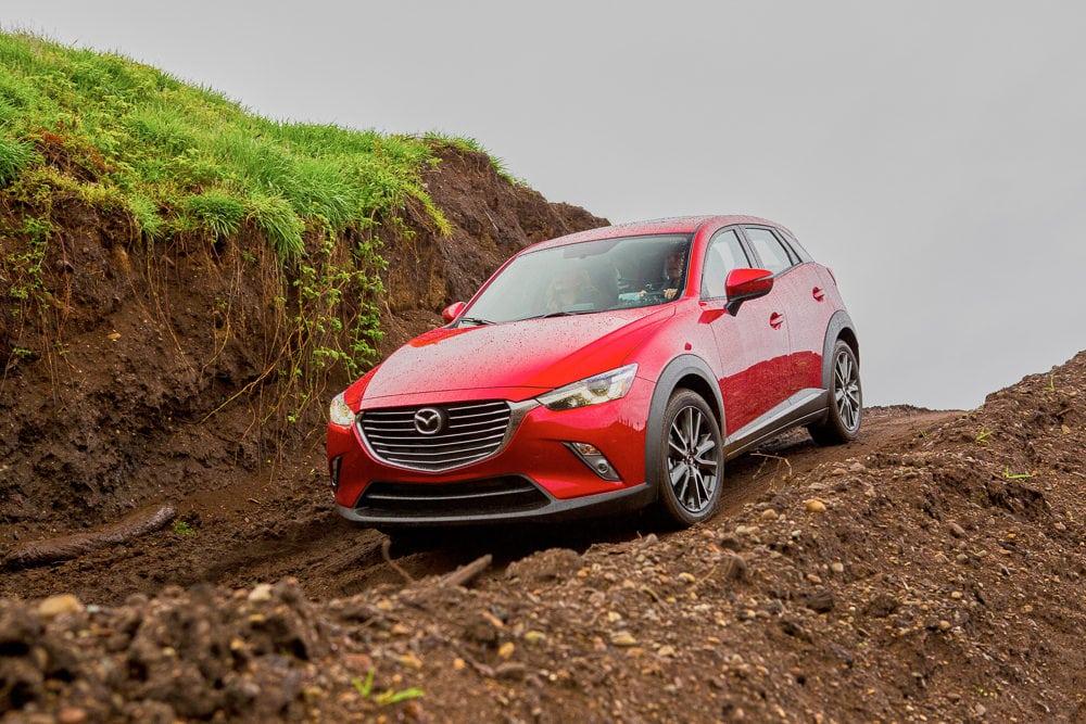2016 Mazda CX-3 Mudfest 2016