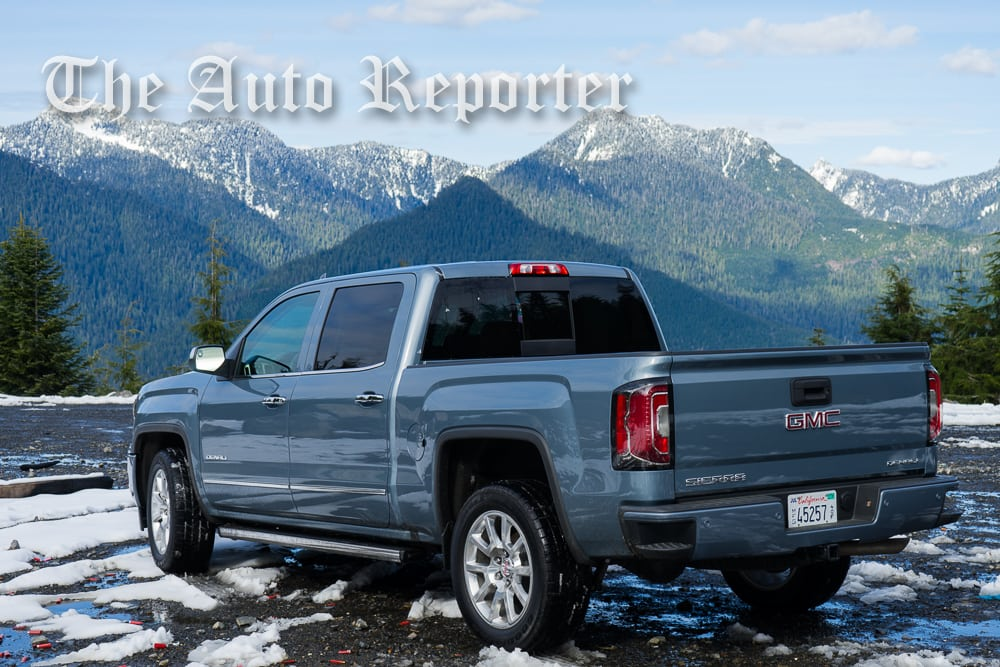 2016 gmc sierra denali gallery the auto reporter. Black Bedroom Furniture Sets. Home Design Ideas