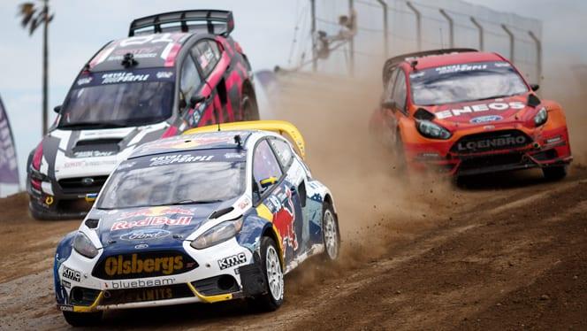 Credit: Red Bull Global Rallycross