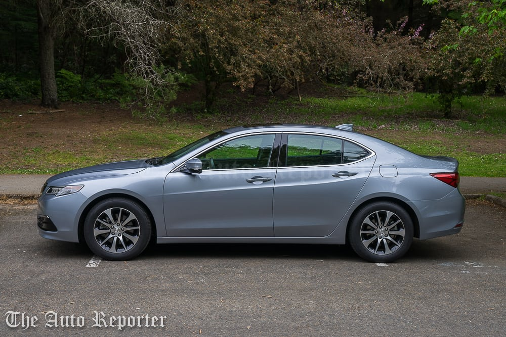 2015 Acura Tlx Tech >> The 2016 Acura TLX 4-Cylinder - The Auto Reporter