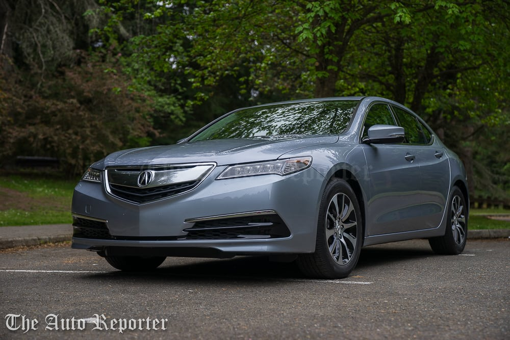 the 2016 acura tlx 4 cylinder the auto reporter. Black Bedroom Furniture Sets. Home Design Ideas