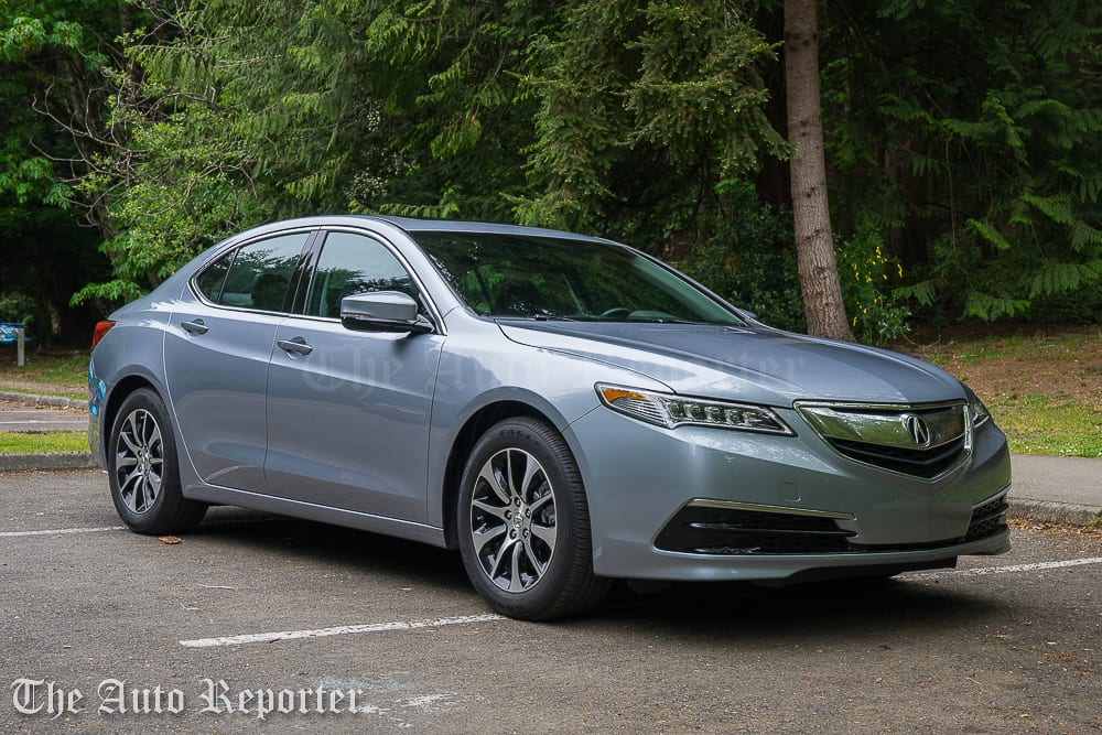 Acura Tlx 2015 >> The 2016 Acura TLX 4-Cylinder - The Auto Reporter