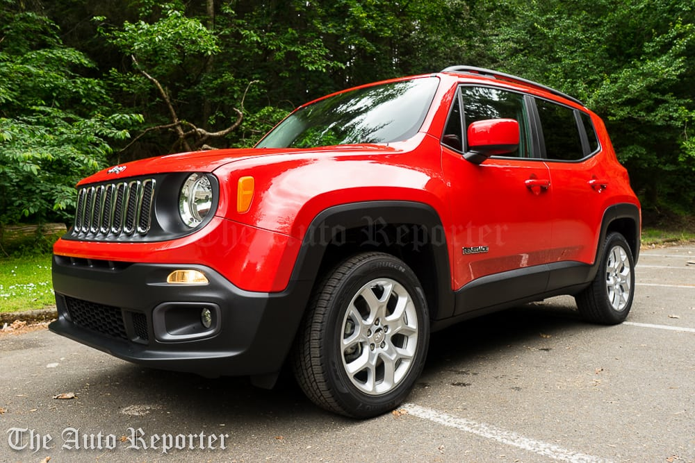 2016 jeep renegade review the auto reporter. Black Bedroom Furniture Sets. Home Design Ideas