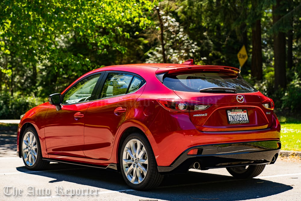 review 2016 mazda3 s grand touring the auto reporter. Black Bedroom Furniture Sets. Home Design Ideas