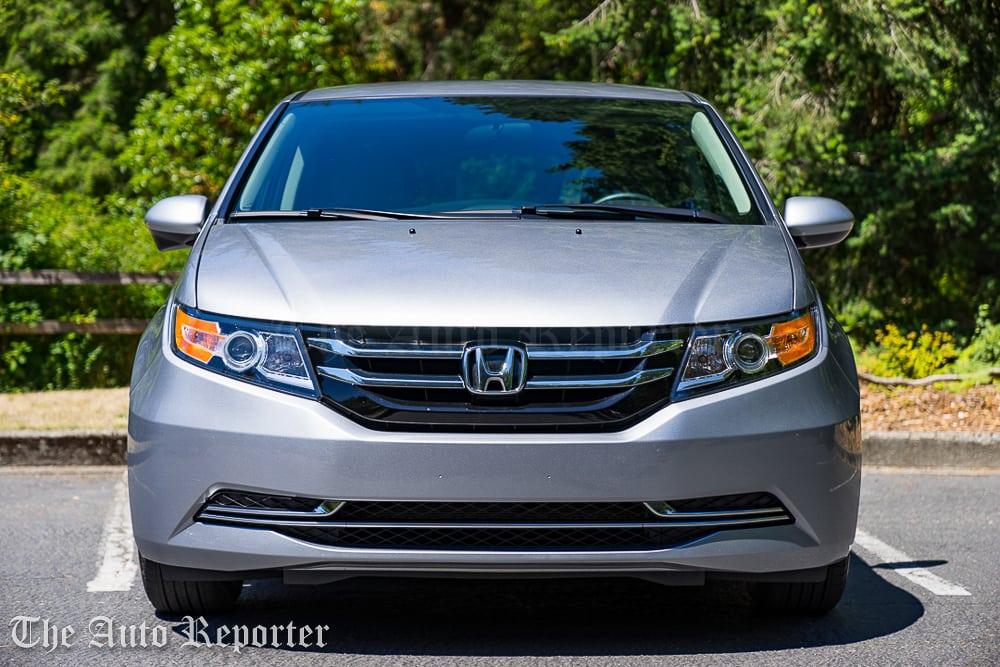 The 2016 Honda Odyssey is one epic Minivan