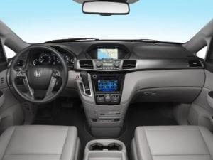 2016 Honda Odyssey Touring Elite