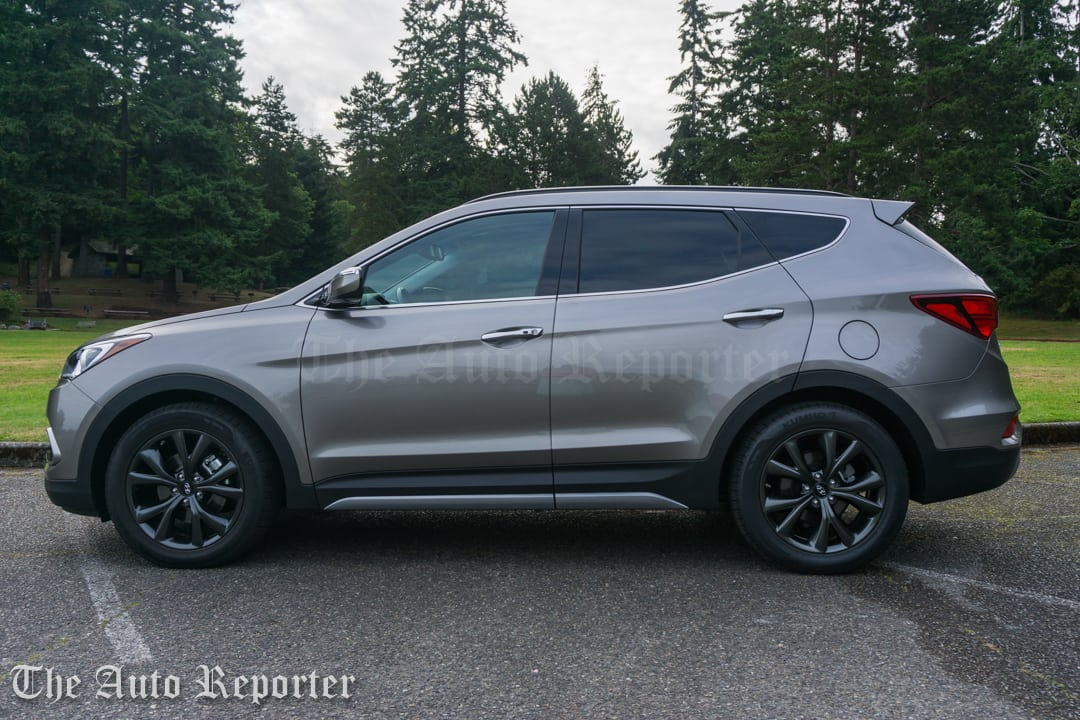 2017 Hyundai Santa Fe Sport Review The Auto Reporter