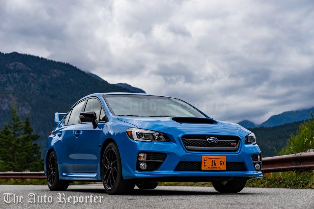 2016 Subaru Impreza Wrx Sti Gallery The Auto Reporter