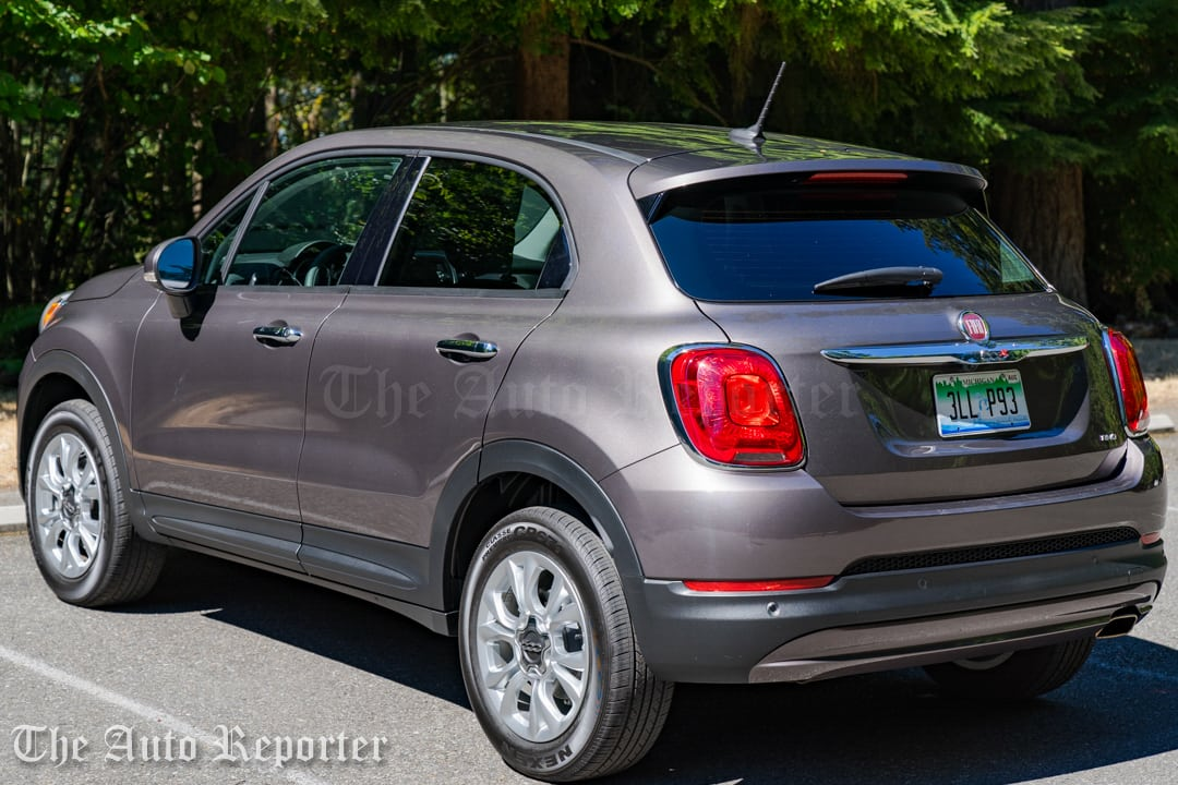 the fashionable 2016 fiat 500x easy awd the auto reporter. Black Bedroom Furniture Sets. Home Design Ideas