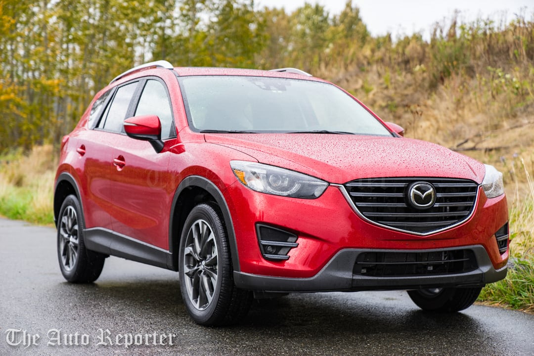 Mazda 5 Cargo Space >> Moment in time with the 2016 Mazda CX-5 Grand Touring AWD - The Auto Reporter