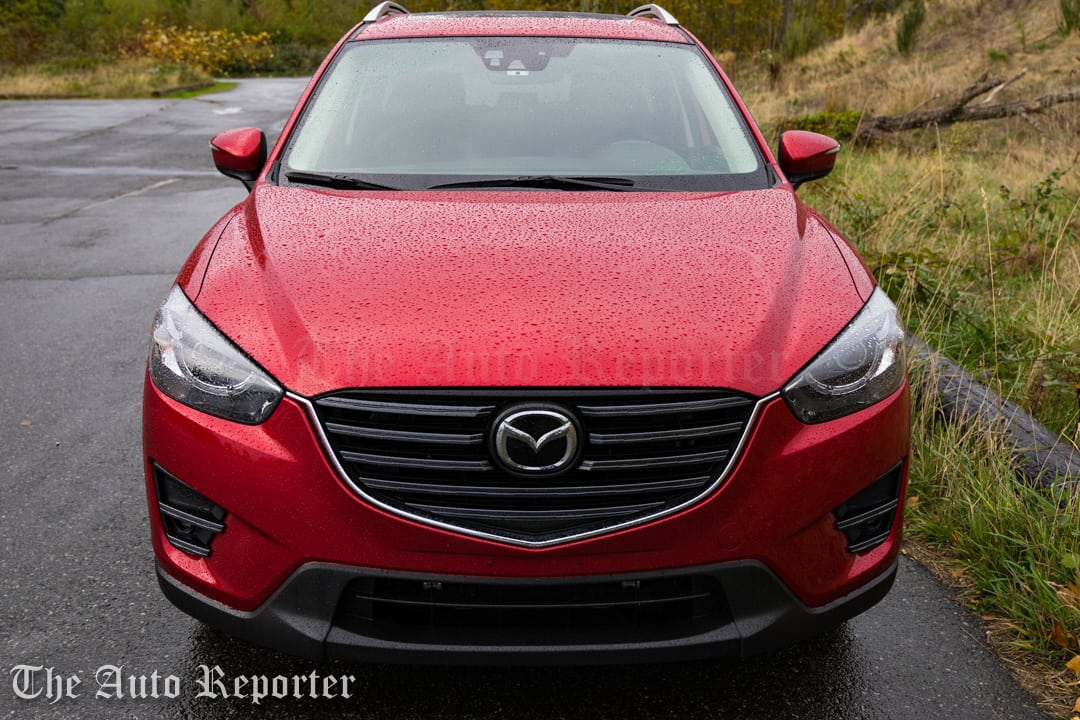 Moment In Time With The 2016 Mazda Cx 5 Grand Touring Awd The Auto Reporter