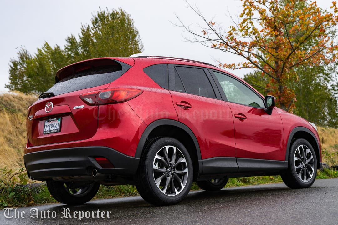 2016 Mazda Cx 5 Cargo Space Moment In Time With The 2016 Mazda Cx