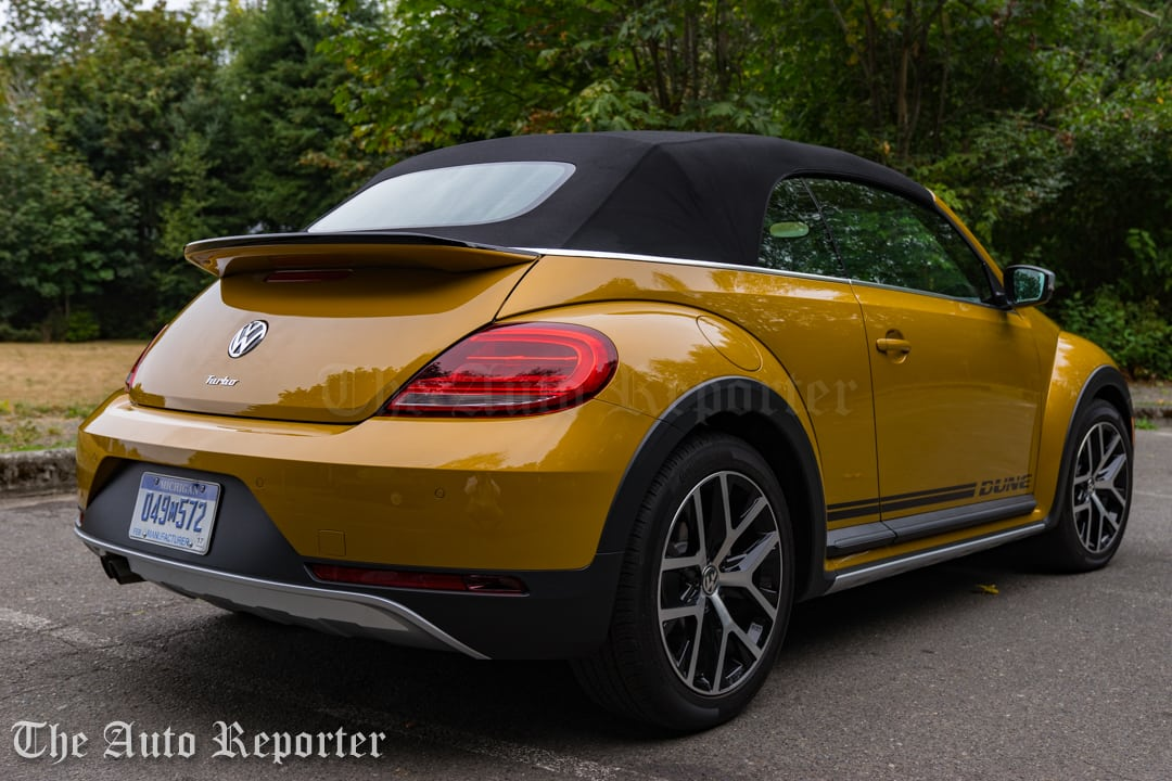 A Simple Equation For Fun The 2016 Volkswagen Beetle Dune