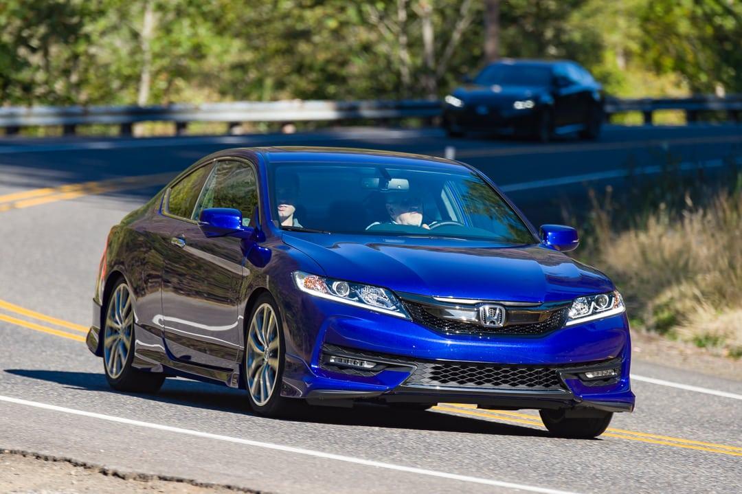 24 Days Of December Sun 2017 Honda Accord Coupe Ex L V6