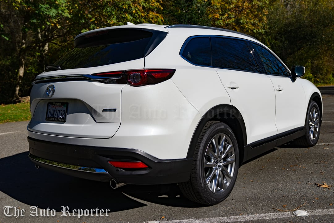 2016 mazda cx 9 is the perfect suv for everyone the auto reporter. Black Bedroom Furniture Sets. Home Design Ideas