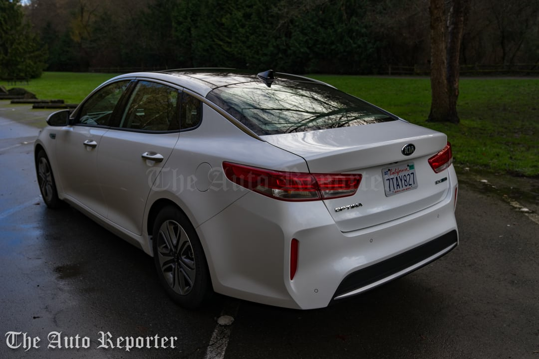 2017 Kia Optima Hybrid EX Review - The Auto Reporter