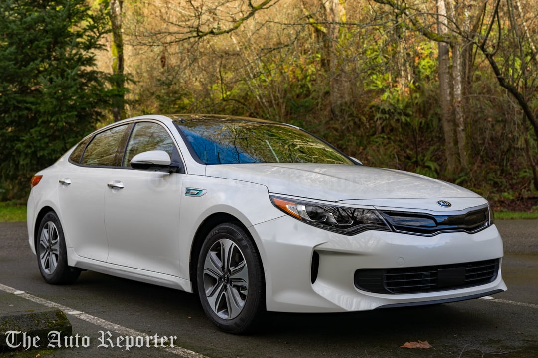 2017 kia optima hybrid ex review the auto reporter. Black Bedroom Furniture Sets. Home Design Ideas