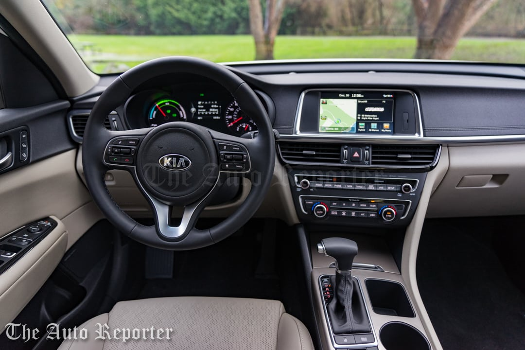 2017 kia optima hybrid interior. Black Bedroom Furniture Sets. Home Design Ideas
