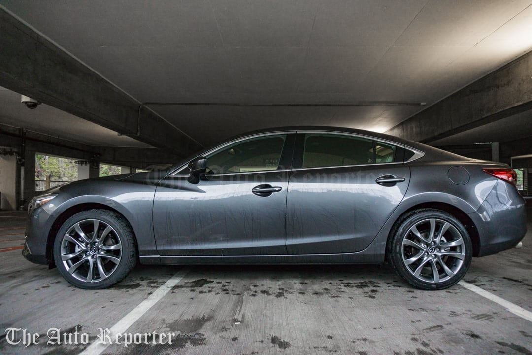 a 2017 mazda6 for the first drive of the year the auto reporter. Black Bedroom Furniture Sets. Home Design Ideas