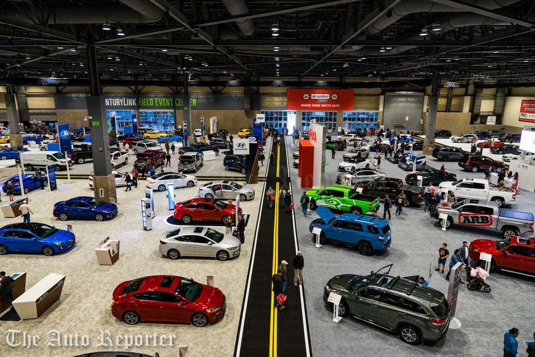 Seattle Auto Show Stuns With Supercars And Concepts The Auto - Seattle car show