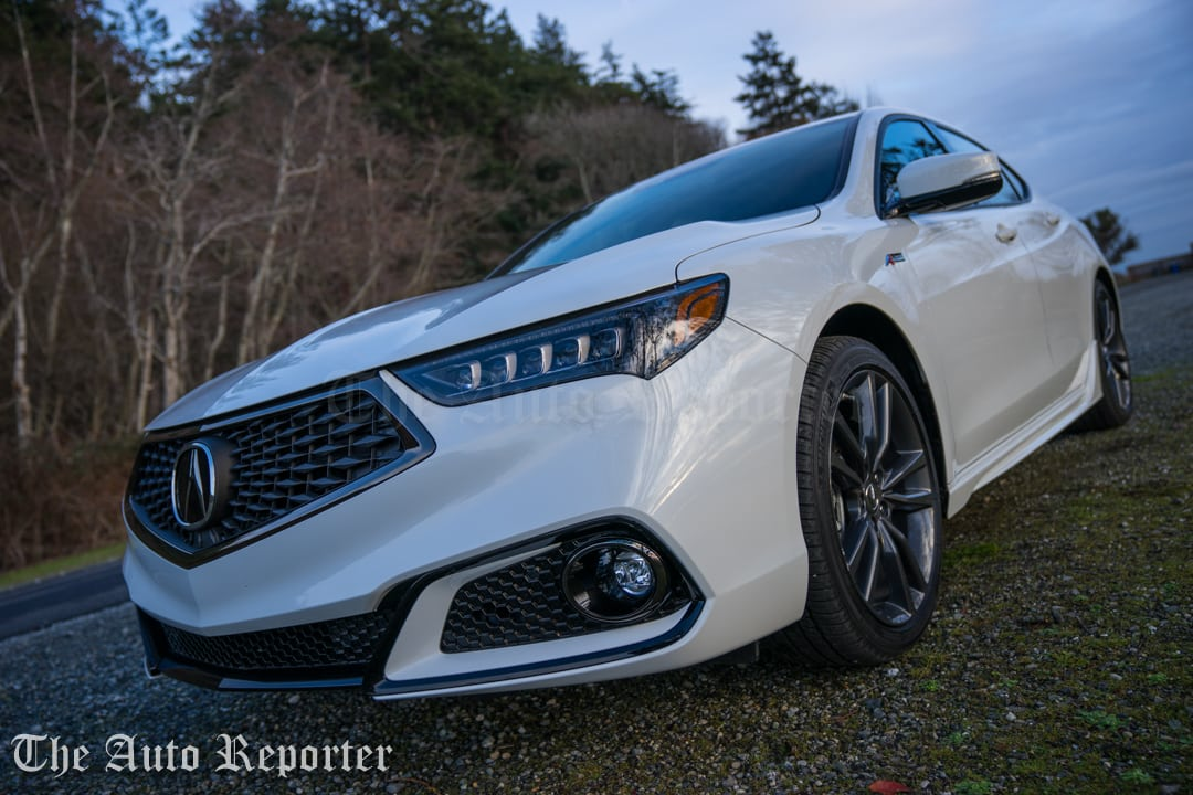 2018 acura tlx v6 a spec sh awd 077 the auto reporter. Black Bedroom Furniture Sets. Home Design Ideas
