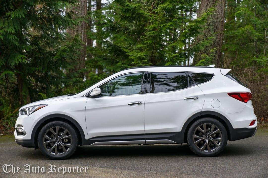 2018 Hyundai Santa Fe Sport 2 0t Ultimate Awd Gallery