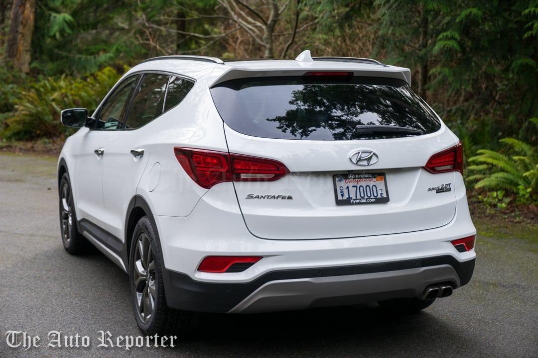 2018 Hyundai Santa Fe Sport 2.0T Ultimate AWD Gallery ...
