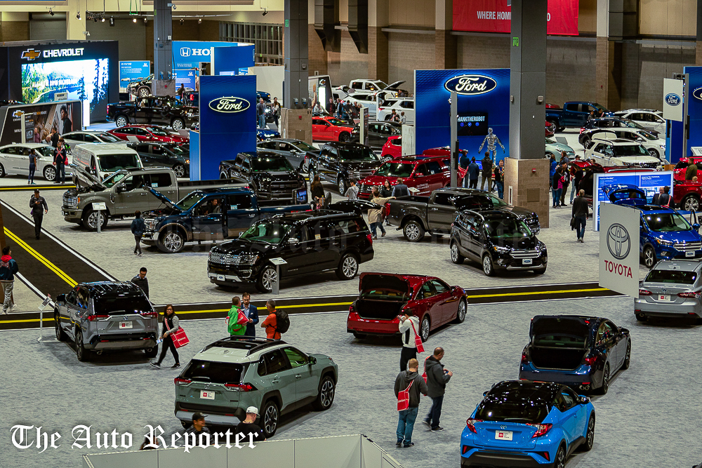 The Auto Reporter All Things Automotive In The Pnw Seattle