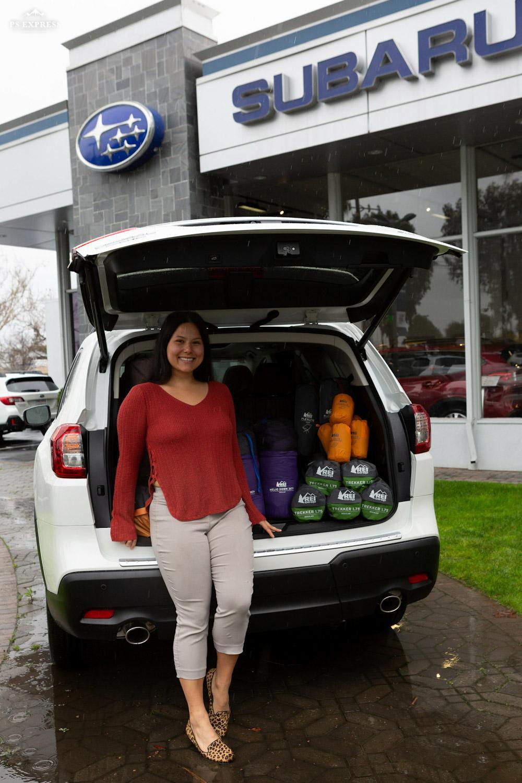 Subaru ascent giveaway